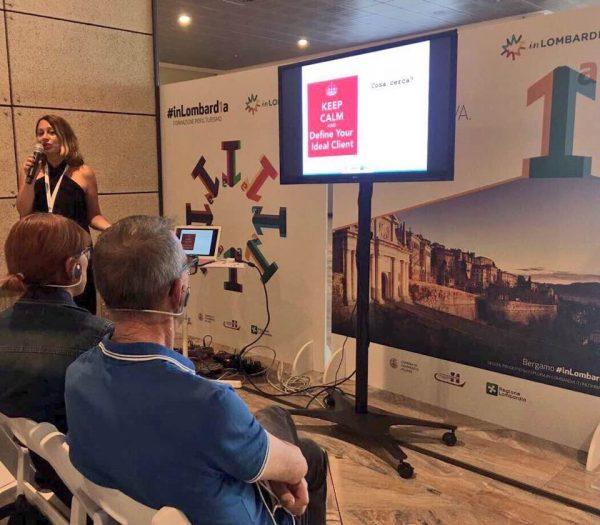 Silvia Moggia, management e marketing turistico