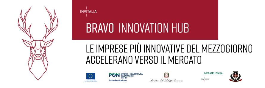 Bravo Innovation Hub è l'acceleratore d'impresa di Invitalia per le imprese del turismo e della cultura più innovative del Mezzogiorno.